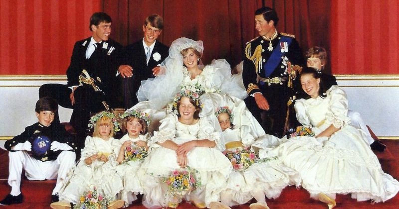 Diana And Charles Wedding.The Royal Wedding Of Charles And Diana Britain For Events
